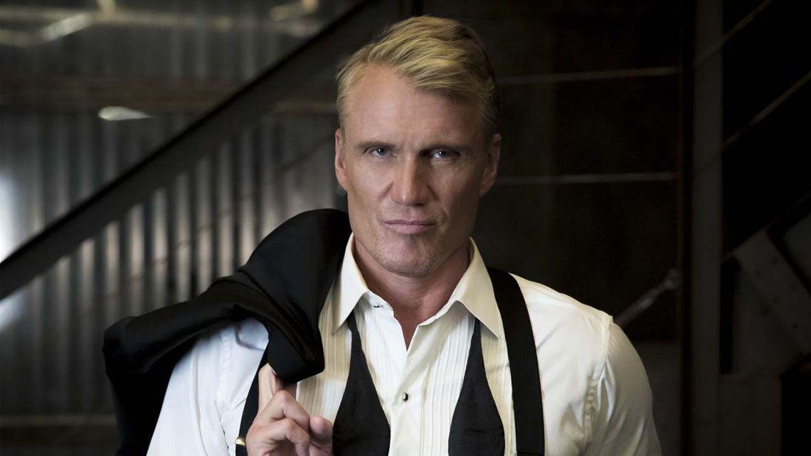 Dolph Lundgren na Comi...