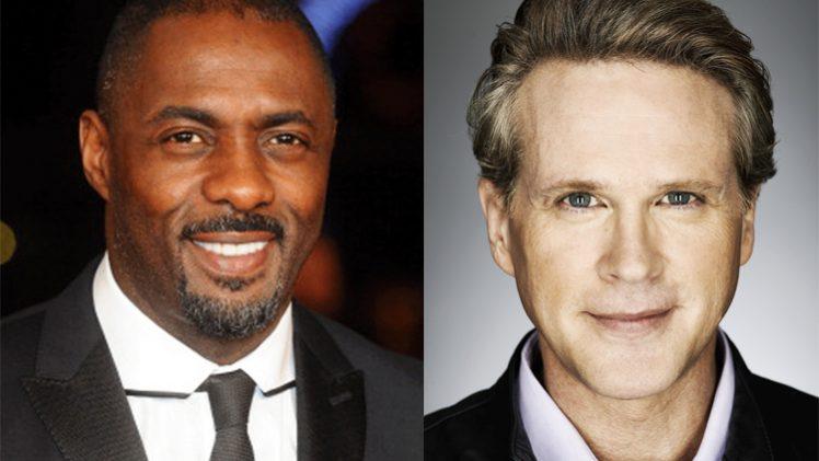 Idris Elba e Cary Elwes