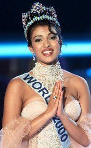 Miss Mundo 2000