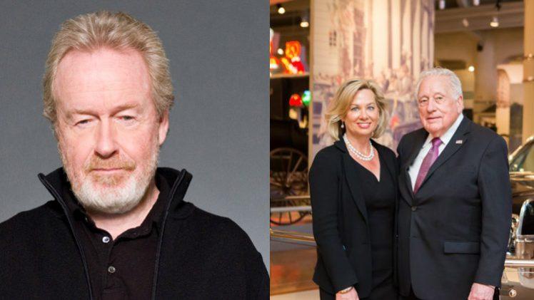 Ridley Scott + Clint Hill + Lisa McCubbin