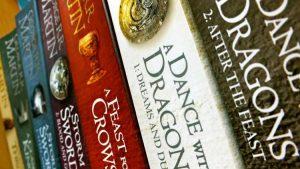 game of thrones livros