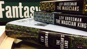 the magicians livros