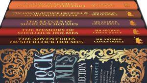 livros sherlock