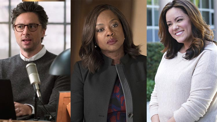 Alex Inc Cancelada; How to Get Away With Murder e American Housewife Renovadas