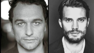 Matthew Rhys e Jamie Dornan