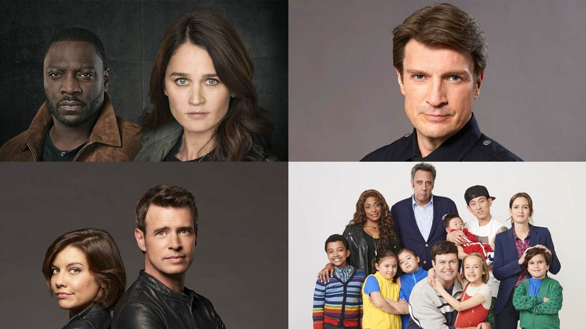 Novas Séries ABC 2018-19