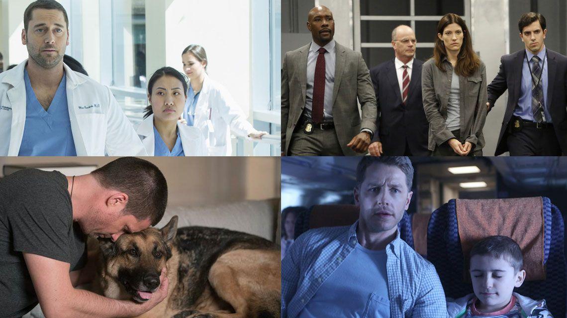 Novas Séries NBC 2018-19