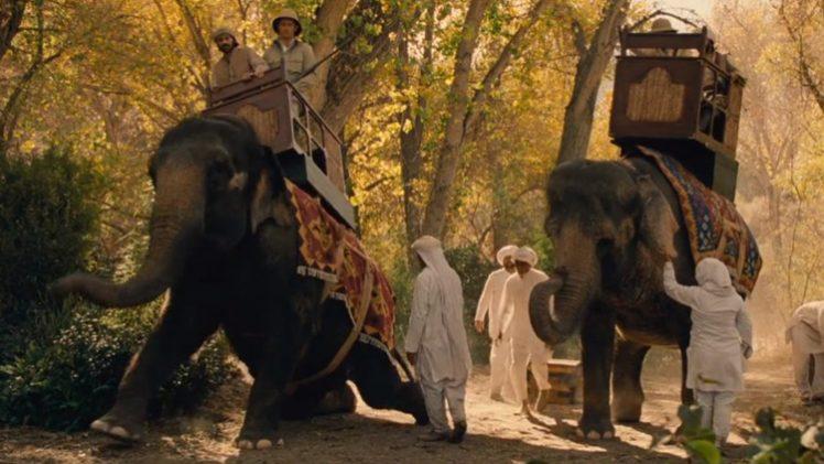 Peta acusa HBO de usar elefantes abusados nas filmagens
