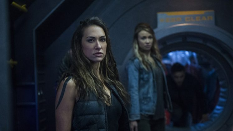 The 100 - 05X03 - Sleeping Giants