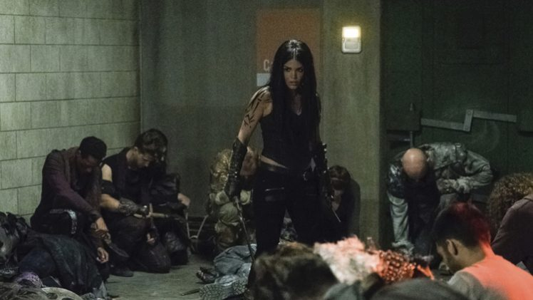 The 100 - 05x02 - Red Queen