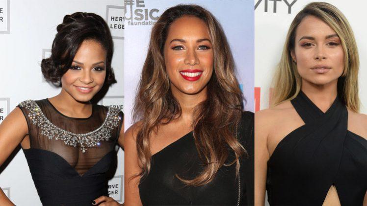 Christina Milian, Leona Lewis e Zulay Henao