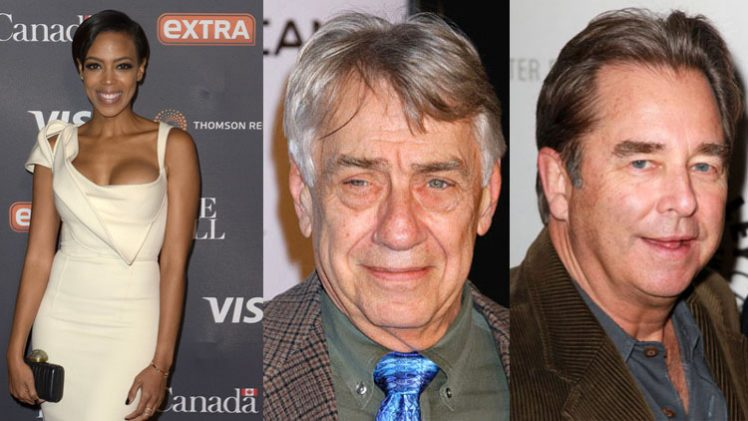 Jazmyn Simon + Philip Baker Hall + Beau Bridges