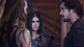 The 100 - 05x06 - Exit Wounds