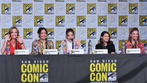 Charmed SDCC
