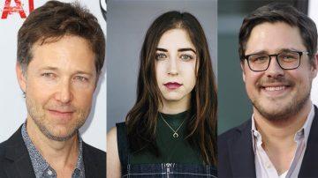 George, Annabelle e Rich