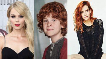 Laura, Kyle e Kimberly