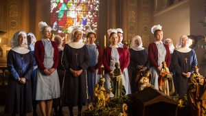 call the midwife especial natal