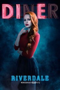 Riverdale -- Image Number: RVD_SINGLES_CHERYL_S2.jpg -- Pictured: Madelaine Petsch as Cheryl Blossom -- Photo: Marc Hom/The CW -- © 2017 The CW Network. All Rights Reserved