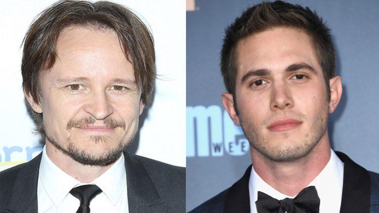 Damon Herriman e Blake Jenner