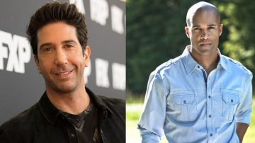 David Schwimmer + Mark Tallman