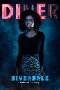 Riverdale -- Image Number: RVD_SINGLES_JOSIE_S2.jpg -- Pictured: Ashleigh Murray as Josie McCoy -- Photo: Marc Hom/The CW -- © 2017 The CW Network. All Rights Reserved
