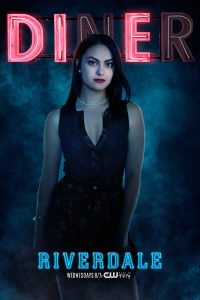 Riverdale -- Image Number: RVD_SINGLES_VERONICA_S2.jpg -- Pictured: Camila Mendes as Veronica Lodge -- Photo: Marc Hom/The CW -- © 2017 The CW Network. All Rights Reserved