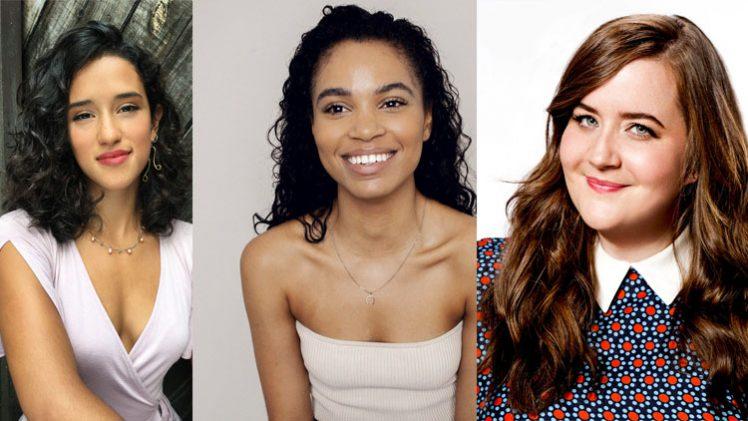 Yadira Guevara-Prip, Nesta Cooper e Aidy Bryant