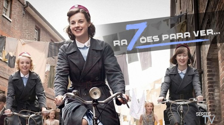 7 razoes call the midwife