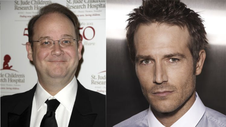 Marc Cherry e Michael Vartan