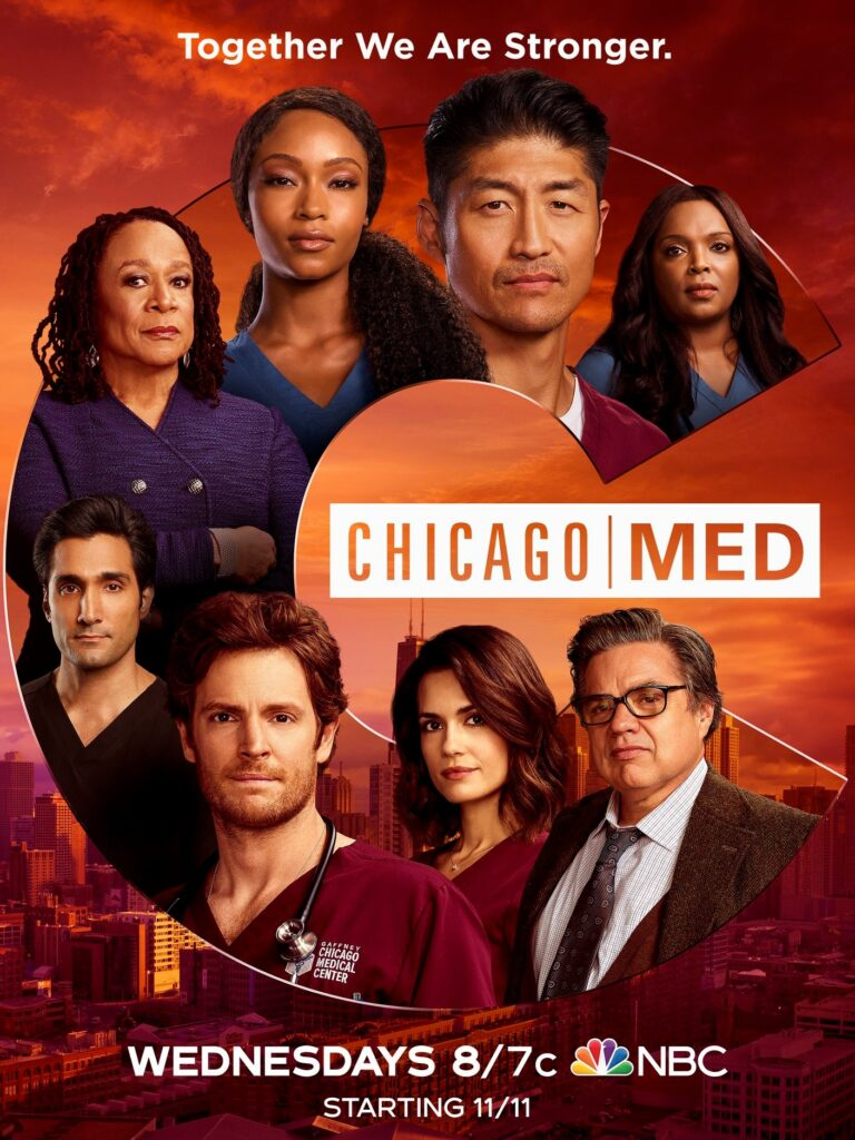 chicago med posters