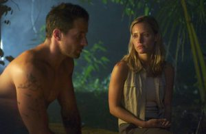 Anacondas: The Hunt for the Blood Orchid Kadee Strickland
