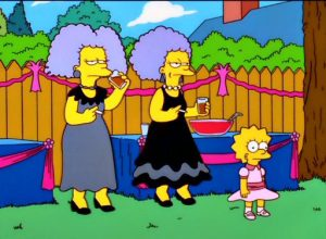 Patty Selma The Goldbergs