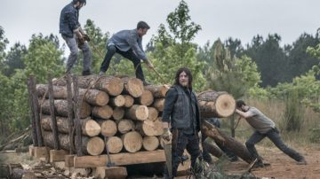 TWD - 09x02 - The Bridge