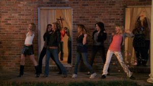 one tree hill spice girls