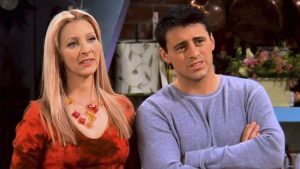 Joey Tribbiani Phoebe Buffay Friends