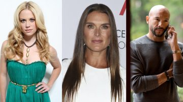 Claire Coffee Stephen Bishop Brooke Shields
