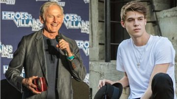 Colin Ford Victor Garber