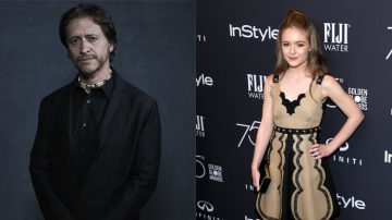 Clifton Collins Jr Izabela Vidovic