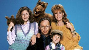 Família Tanner Alf