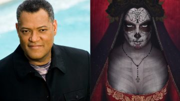 Laurence Fishburne + Penny Dreadful City Of Angeles