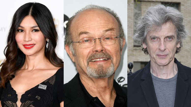 Gemma Chan Peter Capaldi Kurtwood Smith