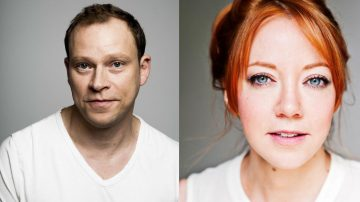 robert webb + diane morgan