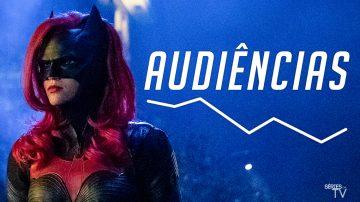 Audiências Supergirl