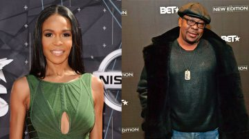Michelle Wiliams, Bobby Brown