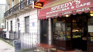 Speedy's Sherlock