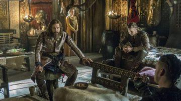 Vikings - rollo, ivar, hvitserk