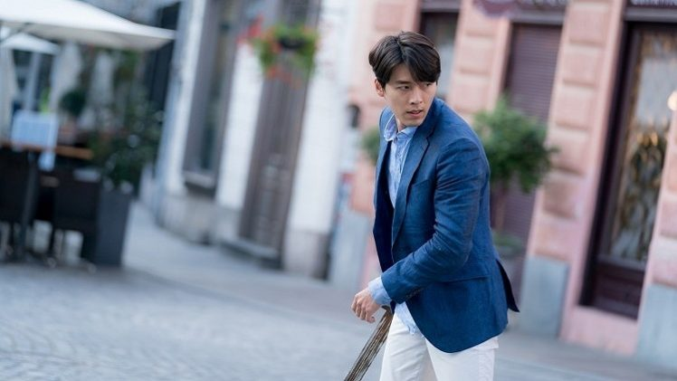 Hyun Bin stars in Memories of the Alhambra