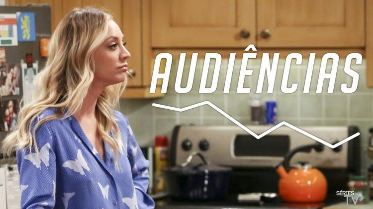 Audiências Big Bang Theory 12x12