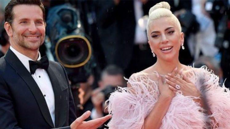 Bradley Cooper e Lady Gaga