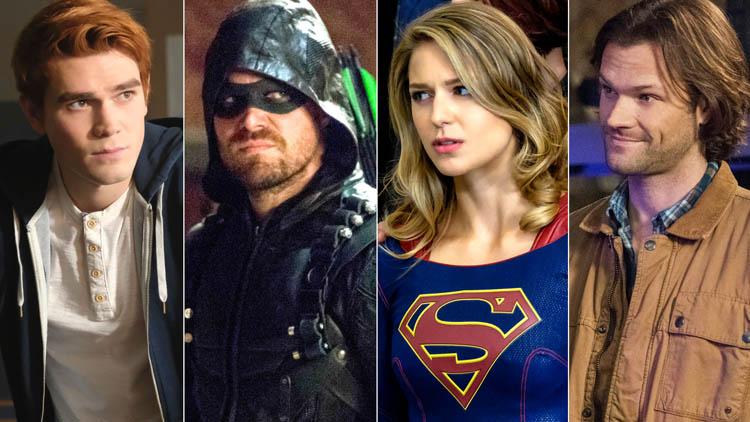 CW renova 10 séries